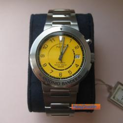 Reloj Pulsar Kinetic 5M42 0K70 PUL073 by Antonio Banderas